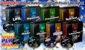 Thumbnail Brand New Internet Marketing Scripts w/ Private Lable Rights