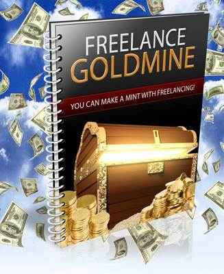 Product picture Freelance Goldmine Online Report - with PLR Rights