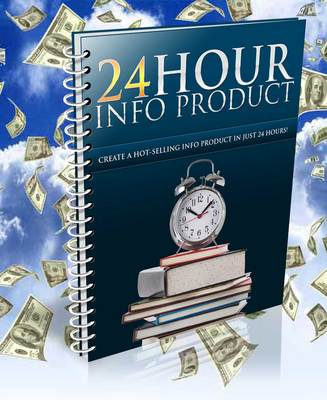 Product picture Info Product Creation - with PLR Rights